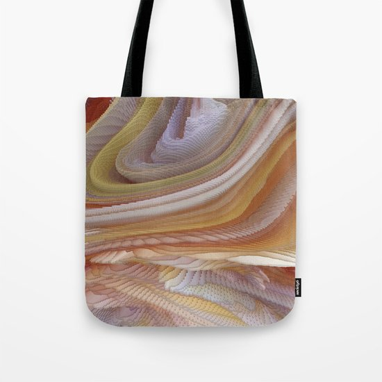 Abstract painting 123 Tote Bag