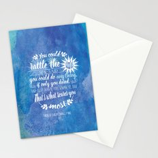 Throne of Glass by Sarah J. Maas Book Quote - Rattle The Stars Stationery Cards