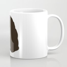 Cat and Bird Coffee Mug