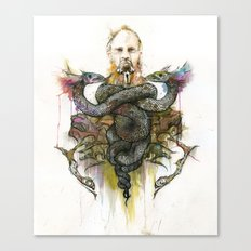 The Antagonist Canvas Print