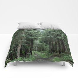 Running Path Comforters