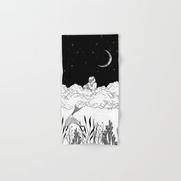 Moon River Hand & Bath Towel
