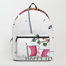 Happy Thanksgiving - Canada Backpack
