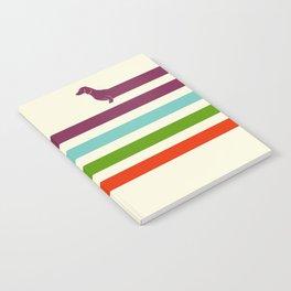 (Very) Long Dachshund Notebook