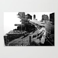 Intersection Canvas Print