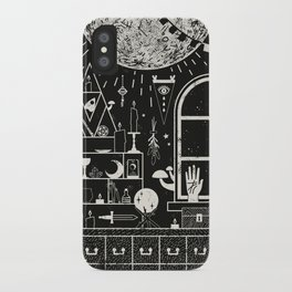Moon Altar iPhone Case