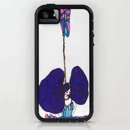 Ballerina iPhone Case