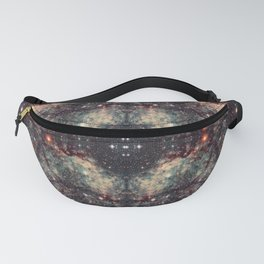 Space Mandala 30 Fanny Pack