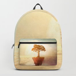 Floating tree Backpack