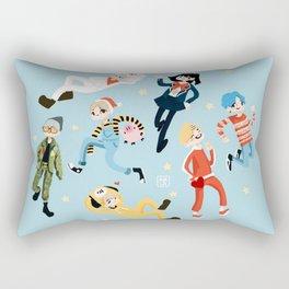 BTS x Yoongi x Suga Rectangular Pillow
