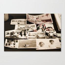PHOTOS Canvas Print