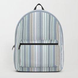 Stripe, Ballard Cliff Grey Day Backpack