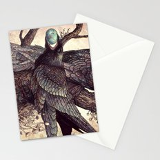 Ravens Stationery Cards