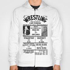 #2 Memphis Wrestling Window Card Hoody