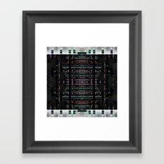 Motherboard Framed Art Print
