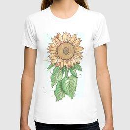 Cheerful Sunflower T-shirt