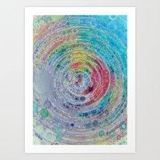 :: Drive :: Art Print