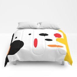 Passing Comforters