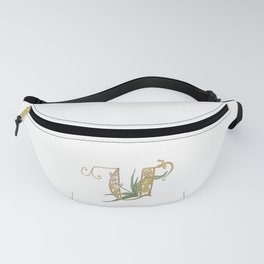 U is for Unicorn Root Fanny Pack