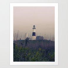 Light the Way Art Print