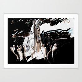 Archifantasy #3 Art Print