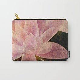 Lotus of my Heart Carry-All Pouch