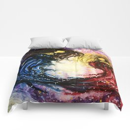 Faceless Gemini Comforters