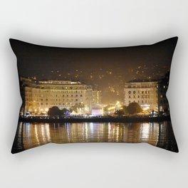 Thessaloniki Square Rectangular Pillow