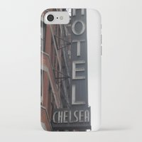chelsea iPhone & iPod Cases featuring Chelsea by Leah Moloney Photo