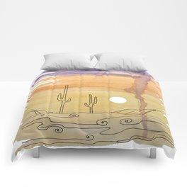 Painted Desert 6 Comforters