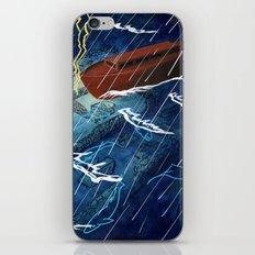 First Judgement (Noah's Ark)  iPhone & iPod Skin