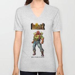 Mood the Blood Ranger Unisex V-Neck