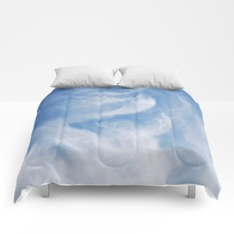 Clouds and sky Comforters