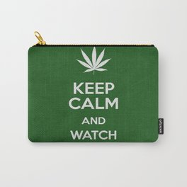Keep Calm - Weeds Carry-All Pouch