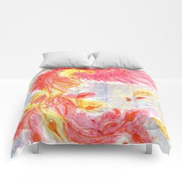 Firey Phoenix Comforters