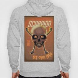 Skullet: Scorpion Hoody