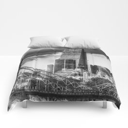 Tower Bridge And The City Comforters