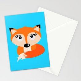 Foxy! Stationery Cards