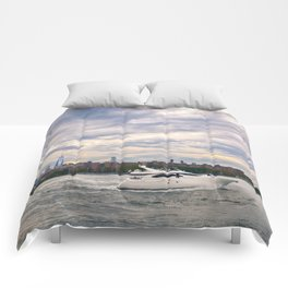 Lil Yacht-y Comforters