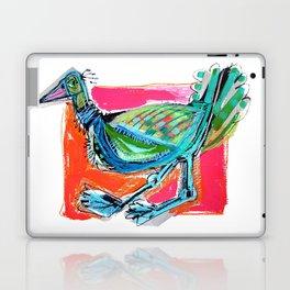 Bird on the Run Laptop & iPad Skin