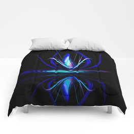Abstract Perfection - Magical Light And Energy 100 Comforters