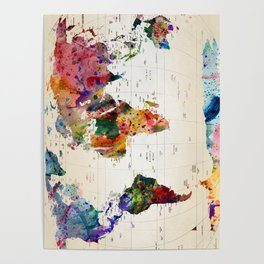 map Poster