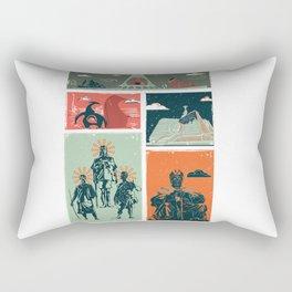 CITY SWATCHES (Nairobi Line 3) Rectangular Pillow