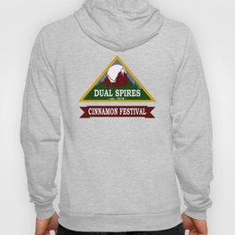 Psych - Dual Spires Cinnamon Festival Hoody