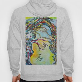 Threads  #society6 #decor #buyart Hoody