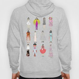 Outfits of Bjork Fashion Hoody
