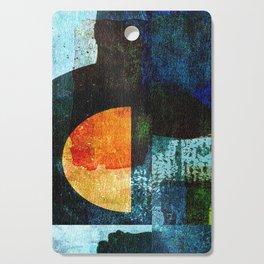 Half Moon Serenade Cutting Board