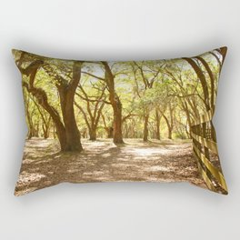 Southern Trees Rectangular Pillow