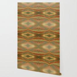 Abstract Retro Landscape 02 Wallpaper