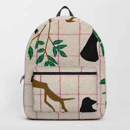 A murder Backpack